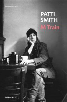 m train-patti smith-9788466342223