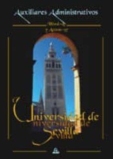 Permacultivo.es Auxiliares Administrativos De La Universidad De Sevilla: Prueba P Ractica Word-access 97 Image