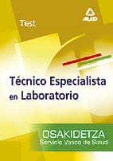 Asdmolveno.it Test Del Tecnico Especialista En Laboratorio De Osakidetza Image