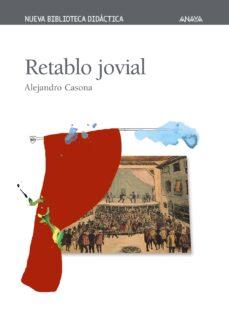 Descargar ebooks para mac gratis RETABLO JOVIAL 9788466706223 de ALEJANDRO CASONA RTF FB2