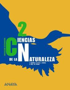 Mrnice.mx Ciencias De La Naturaleza 2. Educacion Secundaria Obligatoria Primer Ciclo Image