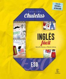 Descargar bestseller ebooks gratis INGLÉS FÁCIL PARA LA ESO (CHULETAS 2016)
