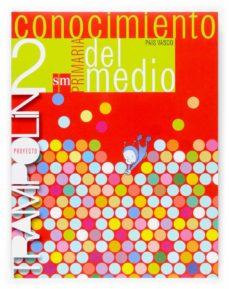 Viamistica.es Conocimiento Del Medio (Trampolin) (2º Educacion Primaria) P.vasc O Image