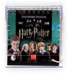 Permacultivo.es Harry Potter. Calendario Escolar 2007-2008 Image