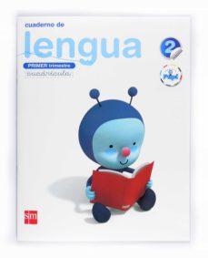 Permacultivo.es Cuaderno Lengua 1 Trimestreconecta Con Pupicuadricula2ºep Image