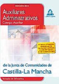 Relaismarechiaro.it Auxiliares Administrativos (Cuerpo Auxiliar) De La Junta De Comun Idades De Castilla-la Mancha. Temario De Ofimatica Image