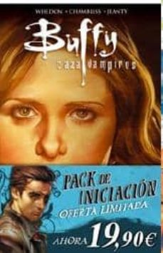 Eldeportedealbacete.es Pack Iniciacion Buffy 9ª Temporada 1 + Angel &Amp; Faith 1 Image