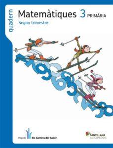 Inmaswan.es Quadern Matematiques 3º Primaria Els Camins Ed 2012 Baleares Catala Image