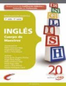 Concursopiedraspreciosas.es Cuerpo De Maestros. Ingles. Programacion Didactica: 1er Ciclo Image
