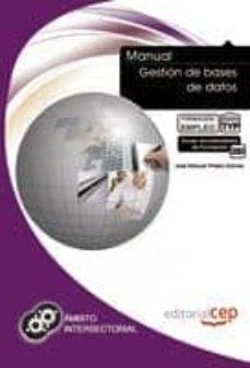 Cdaea.es Manual Gestion De Bases De Datos: Formacion Para El Empleo Image