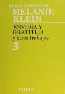 Chapultepecuno.mx Envidia Y Gratitud (Obras Completas, 3) Image