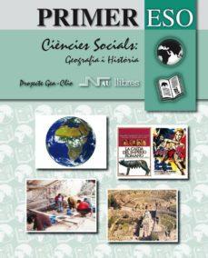 Ojpa.es Ciències Socials. Geografia I Història 1er Eso (Gea-clio Eso) Image
