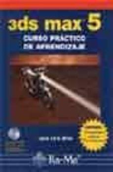 Padella.mx 3ds Max 5: Curso Practico De Aprendizaje Image