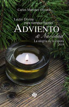 Descargar pdf ebook gratis LECTIO DIVINA PARA TIEMPOS FUERTES. ADVIENTO Y NAVIDAD 2019 de CIVCSVA