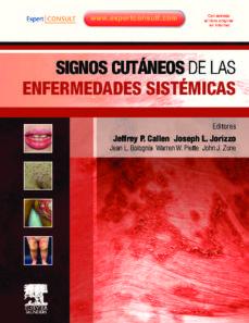 Descargar libros electrónicos ipad SIGNOS CUTANEOS DE LAS ENFERMEDADES SISTEMICAS + EXPERT CONSULT 4 EDI.
