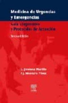 Chapultepecuno.mx Medicina De Urgencias Y Emergencias : Guia Practica Y Protocolos De Actuacion (3ª Ed.) Image