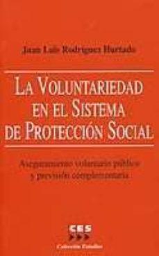 Garumclubgourmet.es La Voluntariedad En El Sistema De Proteccion Social: Aseguramient O Voluntario Publico Y Prevision Complementaria Image