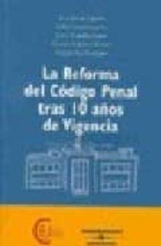 Inmaswan.es La Reforma Del Codigo Penal Tras 10 Años De Vigencia. Image