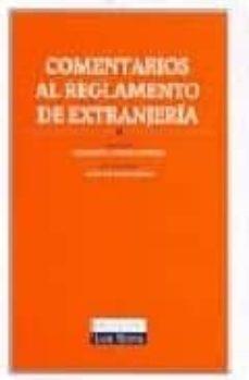Lofficielhommes.es Comentarios Al Reglamento De Extranjeria Image