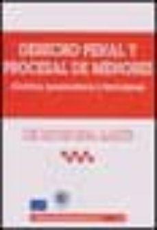 Titantitan.mx Derecho Penal Y Procesal De Menores (Doctrina, Jurisprudencia Y F Ormularios) Image