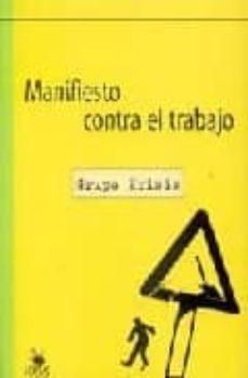 manifiesto contra el trabajo-9788488455123