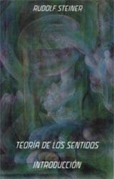 teoria de los sentidos-rudolf steiner-9788489197923
