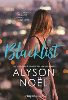 blacklist (ebook)-alyson noël-9788491390923