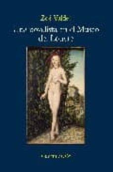 una novelista en el museo del louvre-zoe valdes-9788492451623