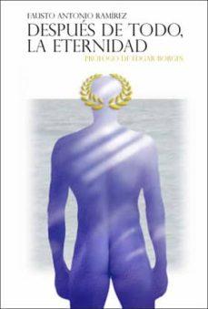 Descargas gratuitas de libros de audio mp3 gratis DESPUES DE TODO, LA ETERNIDAD