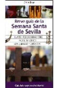 breve guia de la semana santa en sevilla-celia diaz-9788492573523