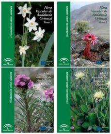 Elmonolitodigital.es Flora Vascular En Andalucia Ori (4 Volumenes) Image