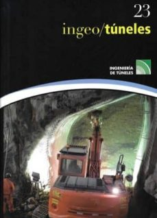 ingeo tuneles - volumen 23-carlos lopez jimeno-9788496140523