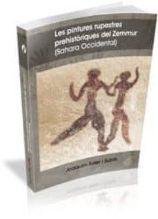 Inmaswan.es Les Pintures Rupestres Prehistoriques Del Zemmur (Sahara Occident Al) Image