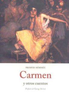carmen y otros cuentos-prosper merimee-9788497166423