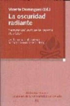 Permacultivo.es La Oscuridad Radiante: Lecturas Del Mito De La Caverna De Platon Image