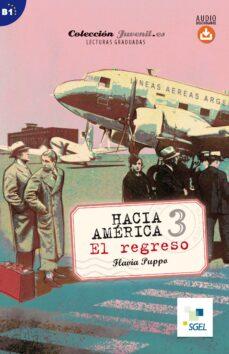 Descargas gratuitas de libros de audio completos HACIA AMERICA 3+CD@