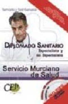 Inmaswan.es Temario Y Test General Oposiciones Diplomado Sanitario Especialista Y No Especialista Servicio Murciano De Salud Image