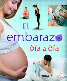 Descargar ebook jsp gratis EMBARAZO DIA A DIA in Spanish de  9788499282923