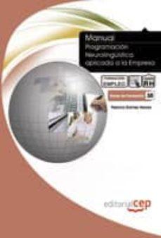 Cdaea.es Manual Programacion Neurolinguistica Aplicada A La Empresa. Forma Cion Para El Empleo Image