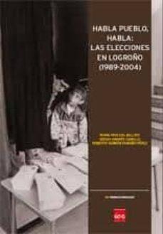Lofficielhommes.es Habla Pueblo, Habla: Las Elecciones En Logroño (1989-2004) Image