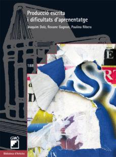 Inmaswan.es Produccio Escrita I Dificultats D Aprenentatge Image