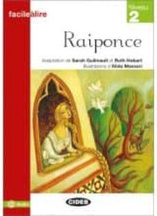 Pdf libros gratis descargables RAIPONCE. LIVRE AUDIO @ 9788853013323