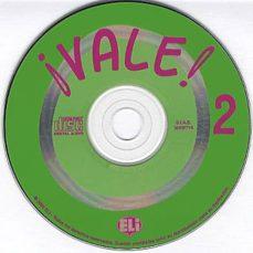 Emprende2020.es ¡Vale! 2 - Audio Cd Image
