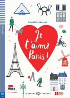 Ebook rar descargar JE T AIME PARIS! de  9788853621023