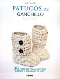 Descargar libros en ingles mp3 gratis PATUCOS DE GANCHILLO, 30 PATRONES