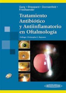 Descargas de libros electrónicos epub TRATAMIENTO ANTIBIOTICO Y ANTIINFLAMATORIO EN OFTALMOLOGIA MOBI iBook PDB (Spanish Edition) de A. GARG