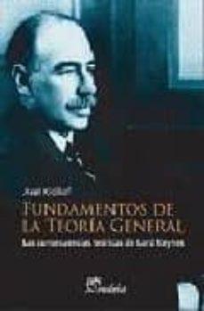 Cronouno.es Fundamentos De La Teoria General. Las Consecuencias Teoricas De L Ord Keynes Image