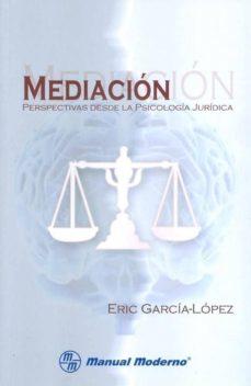 Padella.mx Mediacion:_perspectivas Desde La Psicologia Juridica Image