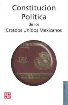 Inmaswan.es Constitucion Politica De Los Estados Unidos Mexicanos (2ª Ed.) Image