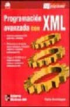 Javiercoterillo.es Programacion Avanzada Con Xml (Incluye Cd-rom) Image